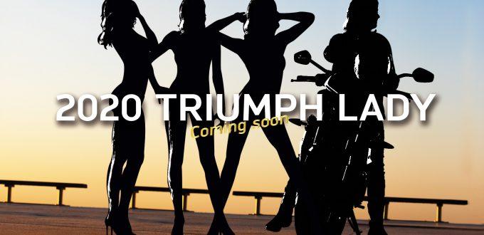 2020 TRIUMPH LADY